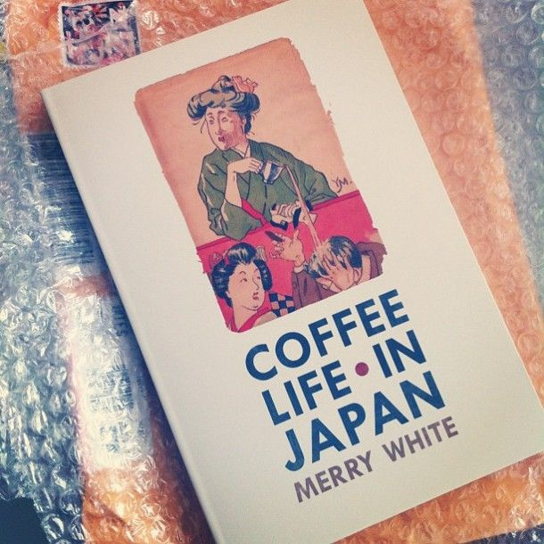 Buku Coffee Life in Japan
